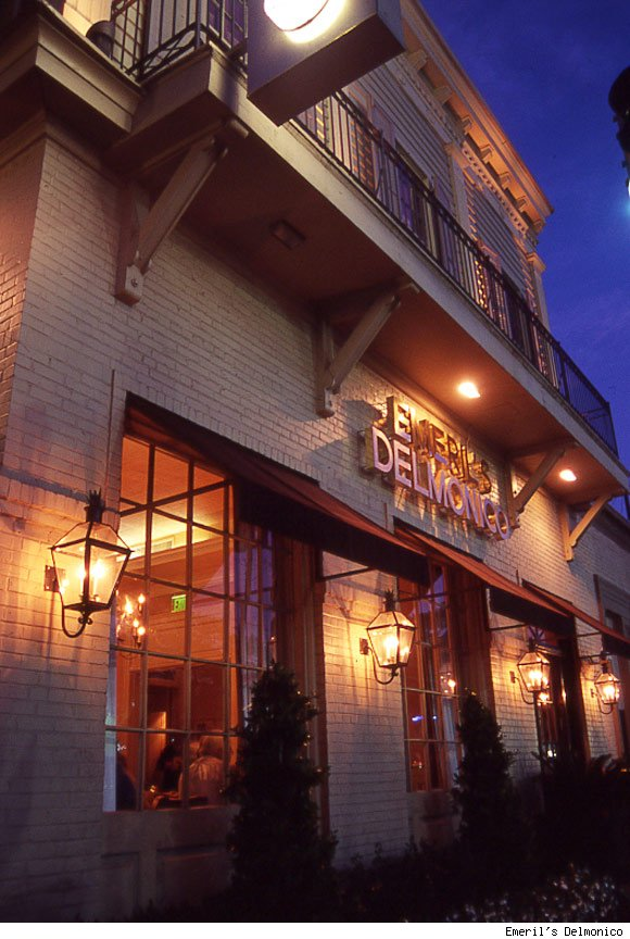 Emeril's Delmonico in New Orleans