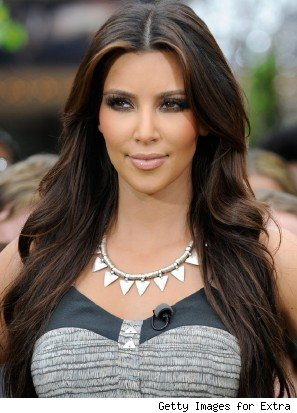 kim kardashian hair color 2010. Apparently more than long hair