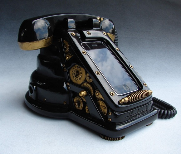 iRetrofone Steampunk
