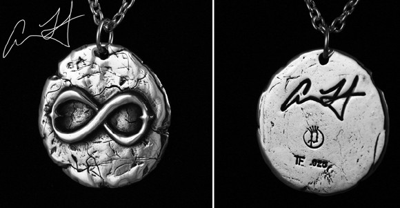 Last year a pendant from Pennyroyal featuring Lambert's Eye of Horus tattoo