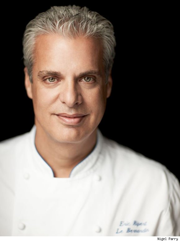 Chef Eric Ripert of Le Bernardin
