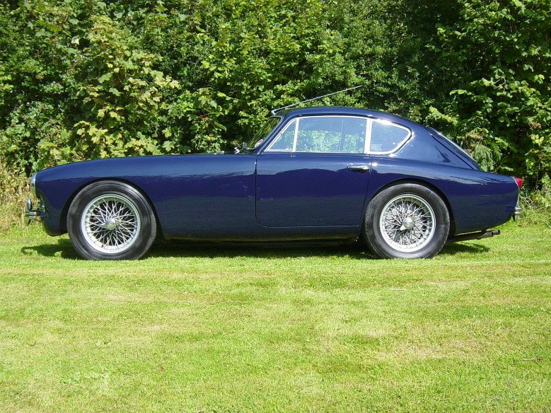 Ian Fleming's 1962 AC Aceca Coupe