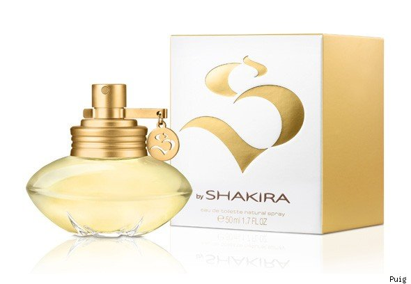 Shakira Launches 