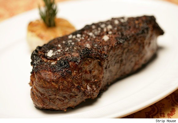 The Best Steak Houses in the country.