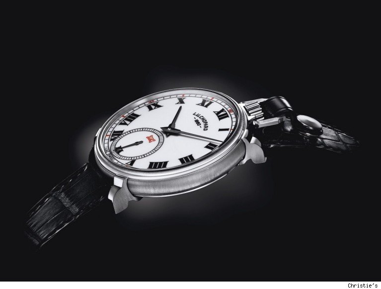 Chopard's L.U.C Louis-Ulysse - The  Tribute