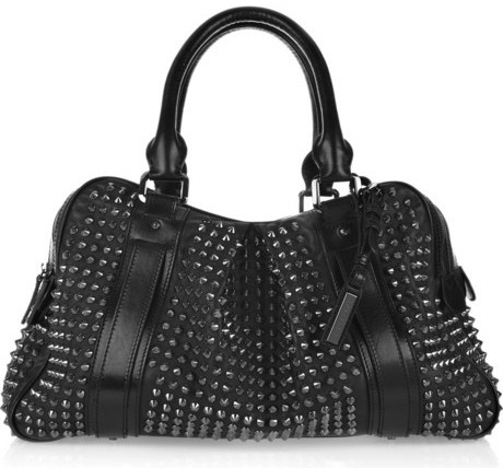 Burberry Studded Handbag