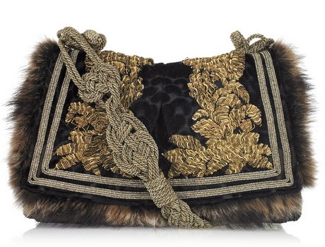 Roberto Cavalli Squirrel Bag