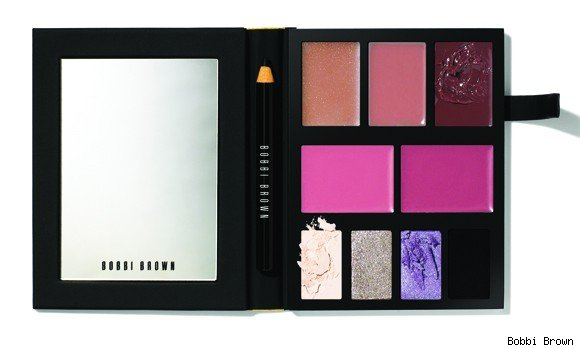 Beauty Palette for 'Beauty Rules' by Bobbi Brown