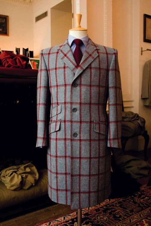 Richard Anderson coat