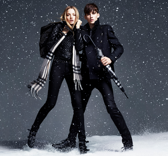 Burberry Winter Storm