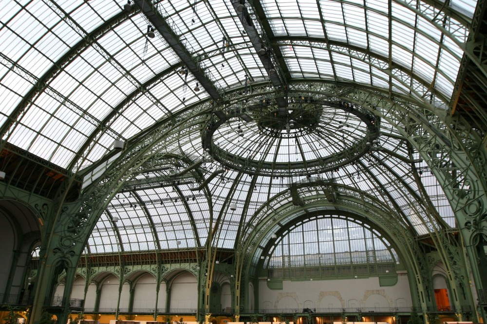 Grand Palais Ceiling