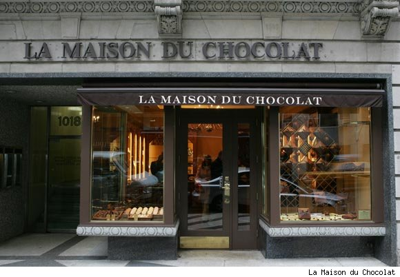 La Maison du Chocolat will celebrate its 20th anniversary in New York with a red carpet event on November 3.