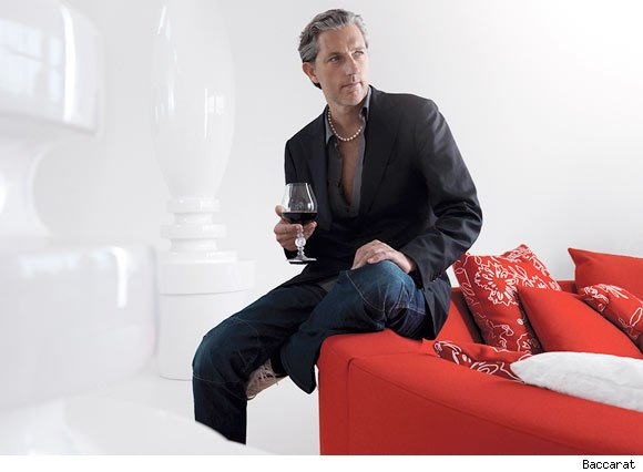 A portrait of Marcel Wanders
