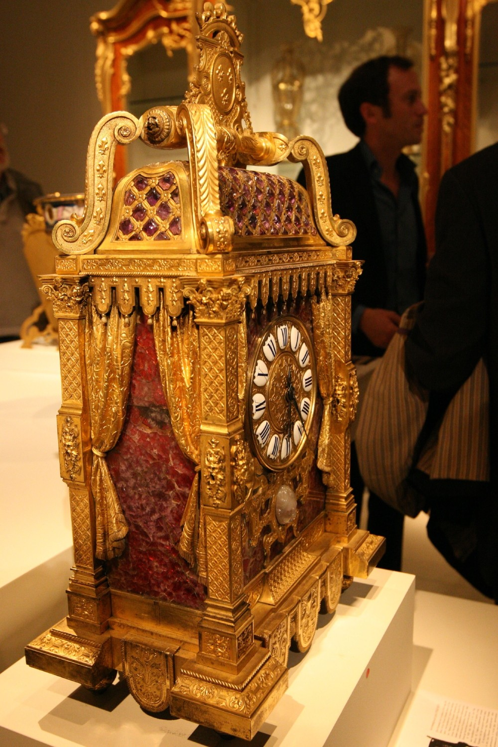 Michel Guy Chadelaud Clock