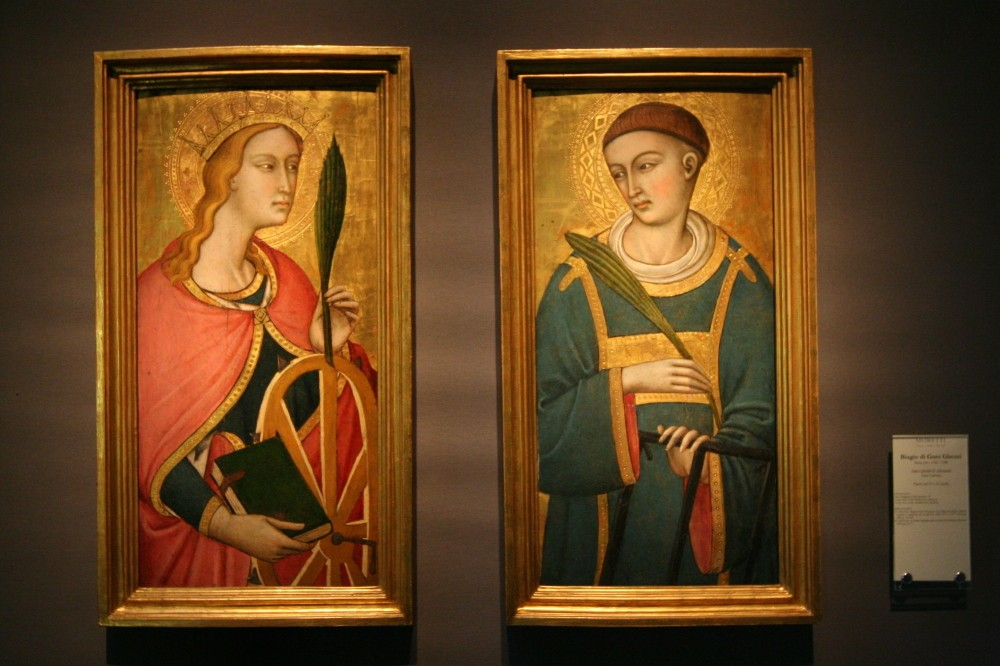 Religious Paintings at Moretti