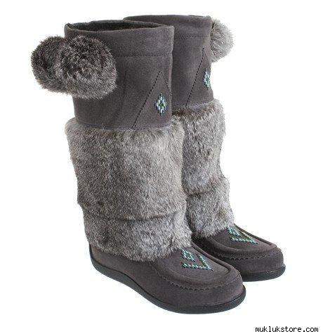 Gray Original MukLuks