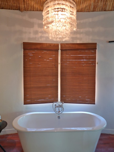 Renovated bathtub