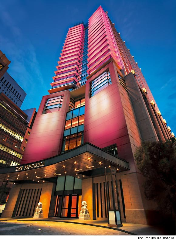 Peninsula Hotel Tokyo