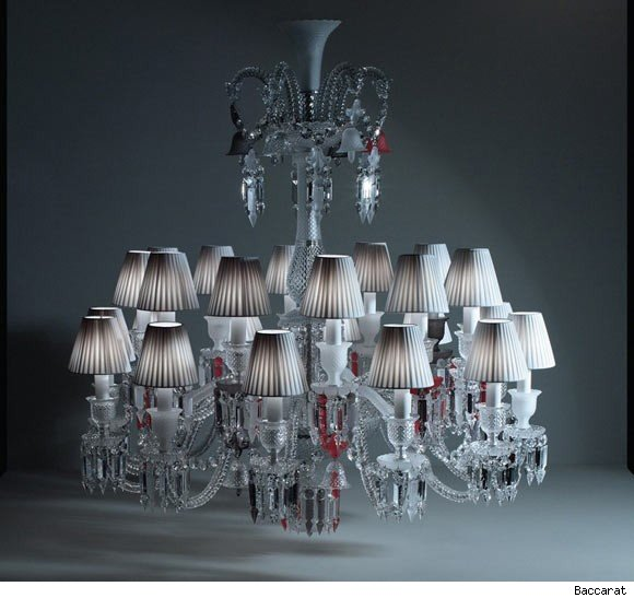 Baccarat's Phillipe Starck-designed