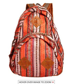 Rachel Comey Tarpalin Weave Backpack