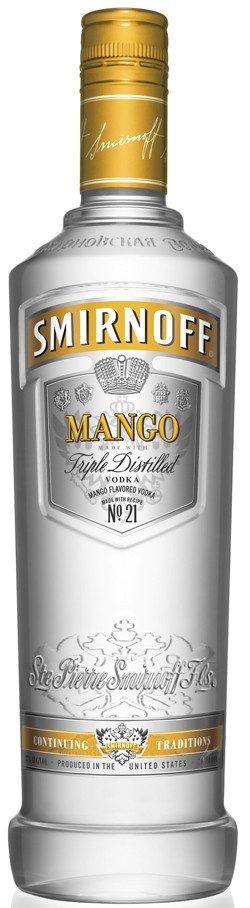 Smirnoff Mango Vodka