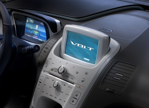 Chevy Volt Premium Interior