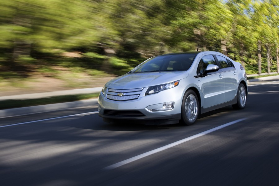 Chevy Volt Range and Performance