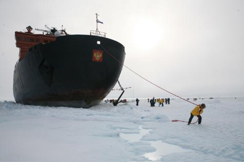 North Pole Arctic Expedition Cruise
