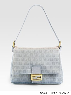 Fendi Mamma Forever Shoulder Bag