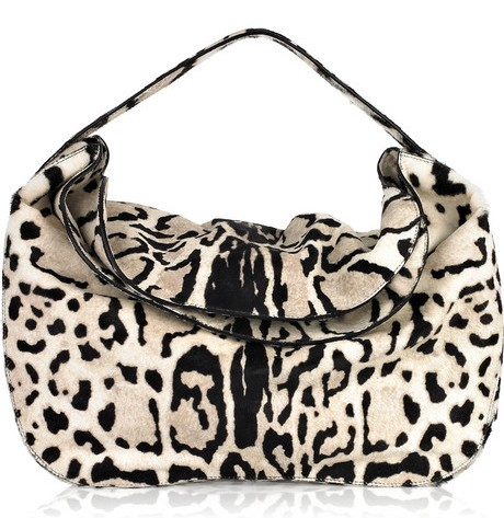 Alaia Calf Hair Tote