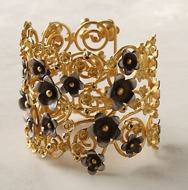 Anthropologie Juliet Cuff