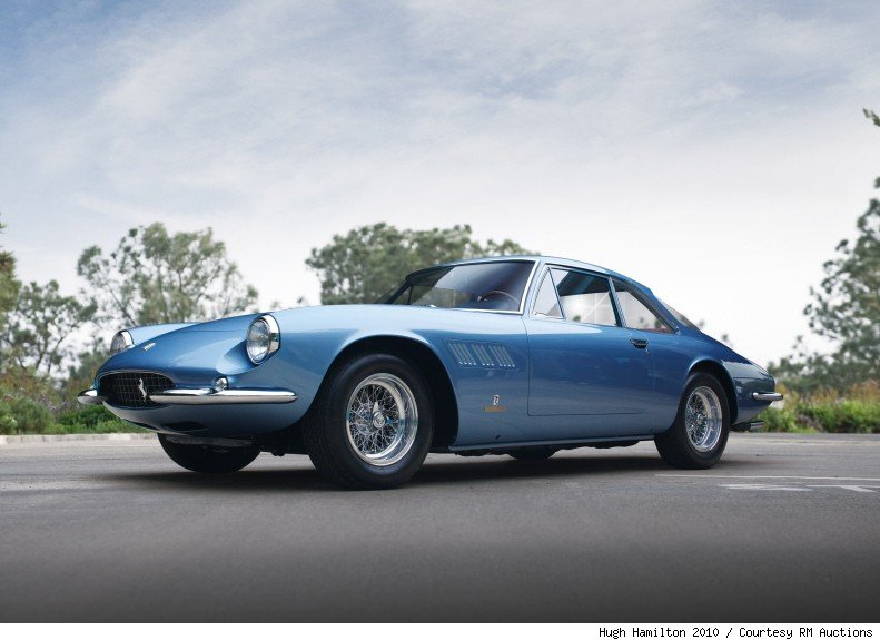 1966 Ferrari 500 Superfast Series I