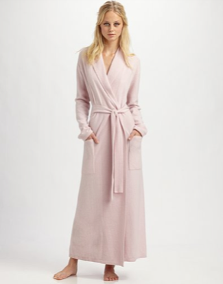 Cashmere Robe