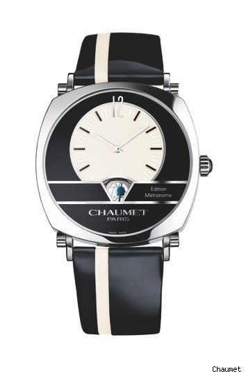 chaumet dandy edition metronome watch