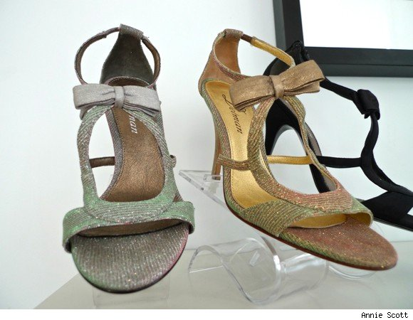 Delman's Holiday 2010 Shoes