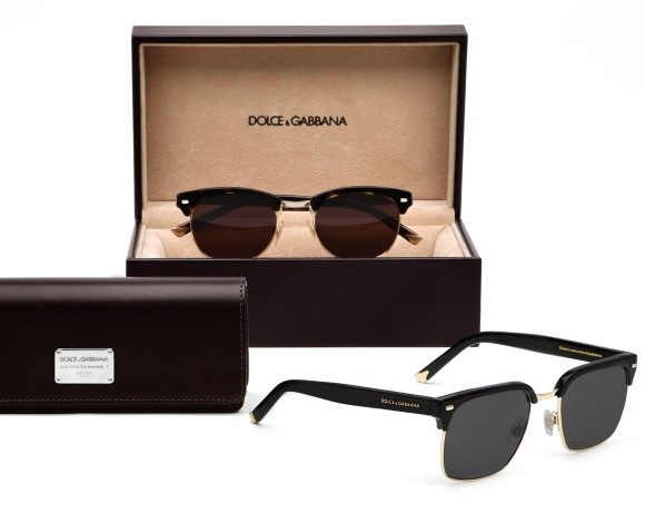 New '50s-Inspired Shades from Dolce & Gabbana's Gold Edition