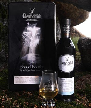 Glenfiddich Launches the Snow Phoenix Single Malt