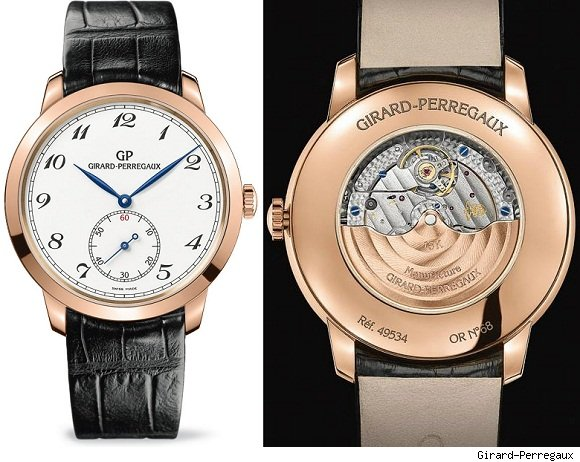 girard-perregaux 1966 petite seconde watch