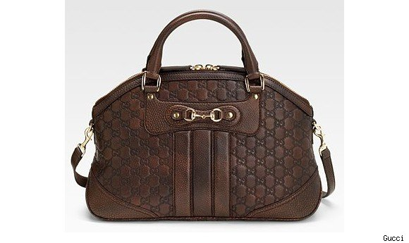 Gucci Catherine Guccissima Medium Dome Satchel