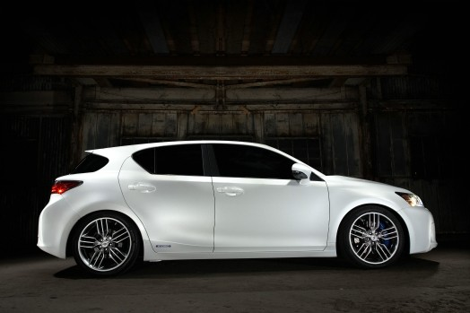 Lexus CT200h F SEMA Car