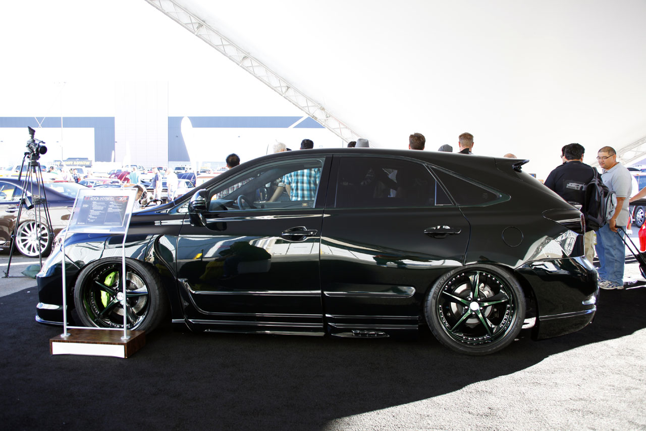 Lexus RX350h SEMA Car