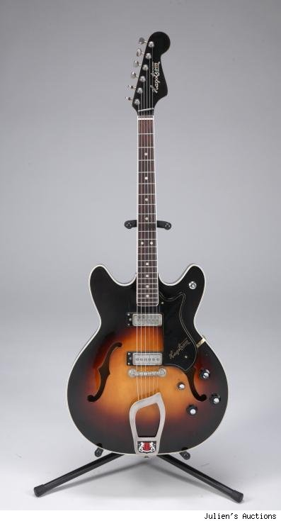 Elvis Presley John Lennon Played Guitar