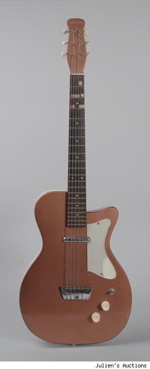 Jimi Hendrix First Stage Used Guitar