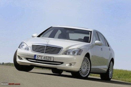 4 cylinder mercedes benz s class