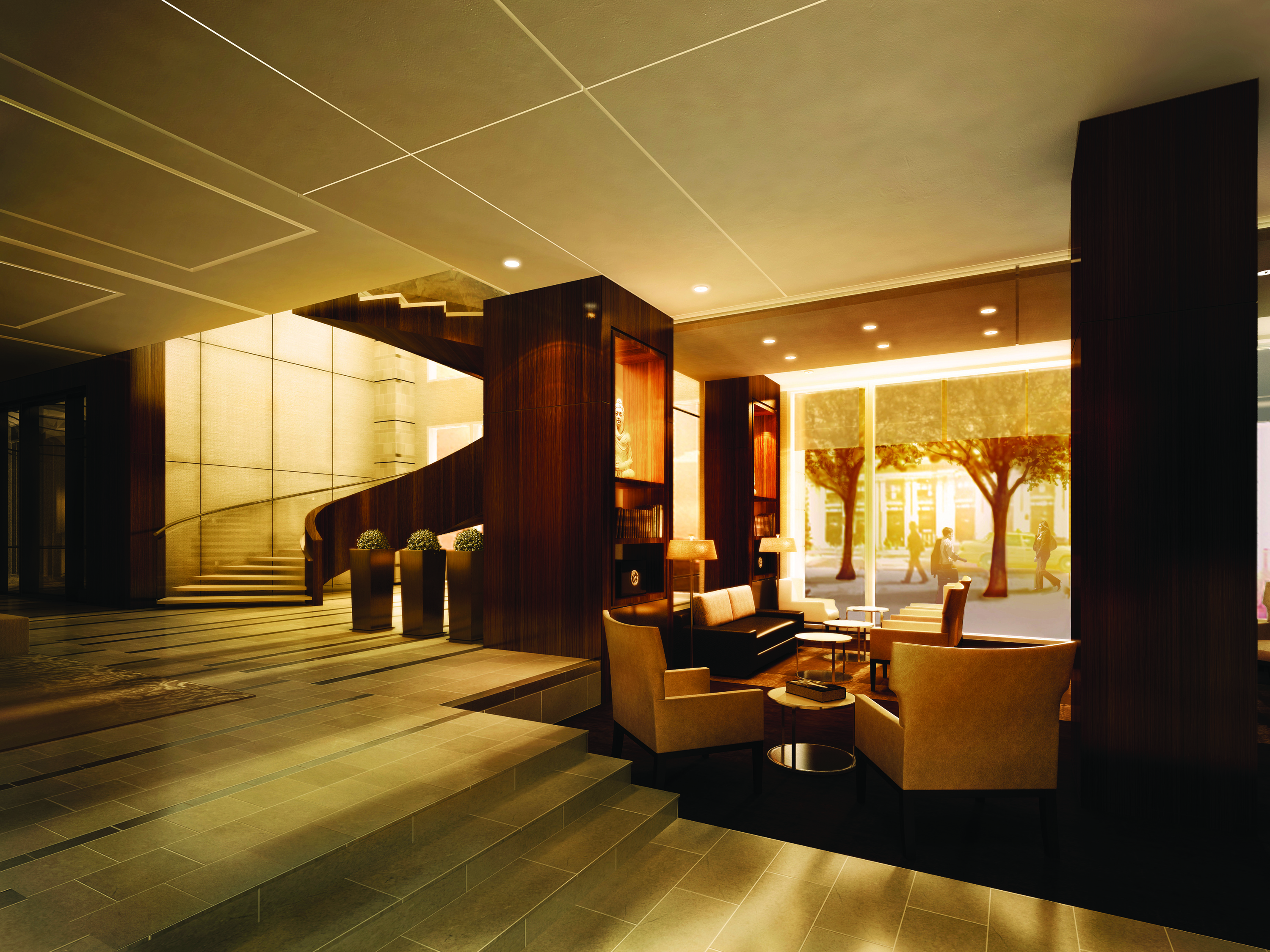 Setai Fifth Avenue - Lobby