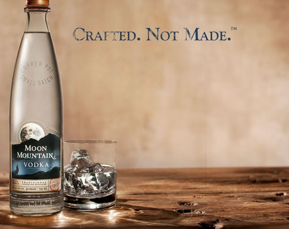 Moon Mountain Organic Artisan Vodka