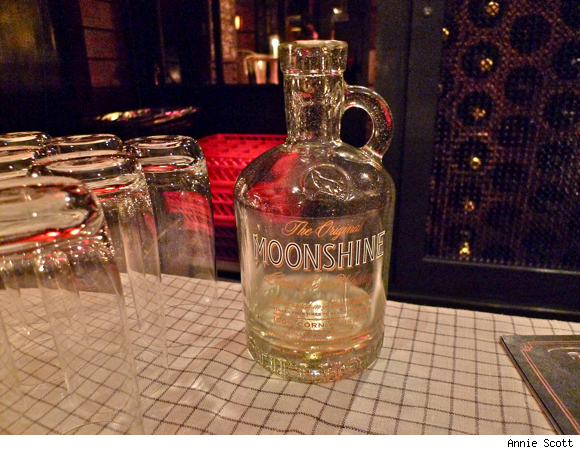 Gallery: MOONSHINE Tasting at the Standard Hotel, NYC