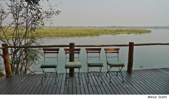 Sanctuary Zambezi Kulefu Camp