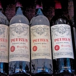 Chateau Petrus Wine