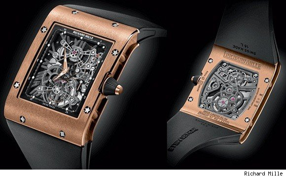 Richard Mille RM017 Tourbillon Extra Flat Watch